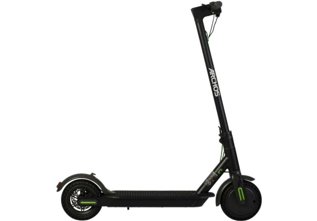 Android-powered scooters are now a thing thanks to Archos