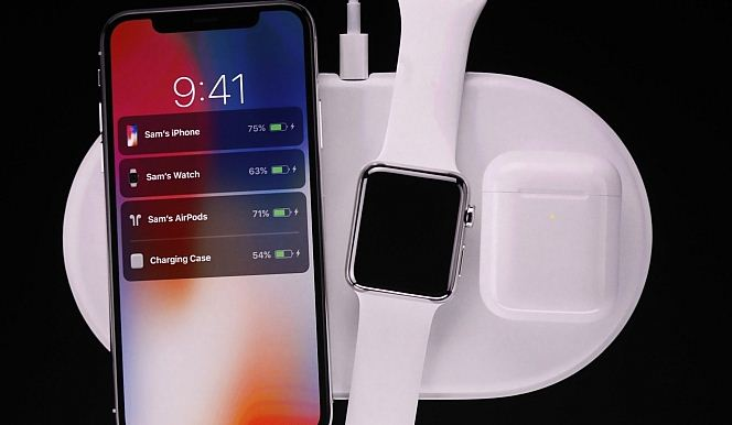 Apple-AirPower-Wireless-Charging Pad