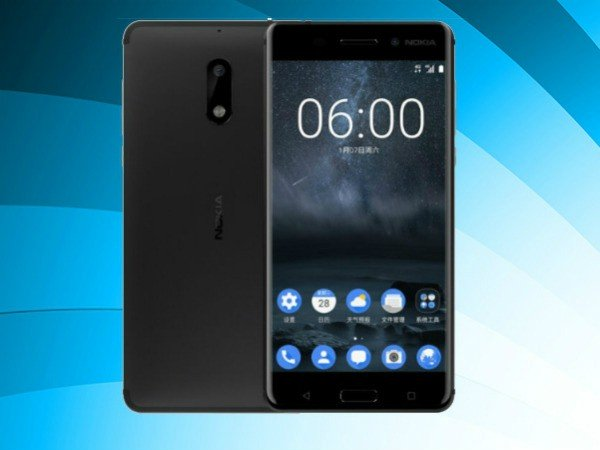 Nokia 6 4GB Variant Launched in India at Rs. 16999