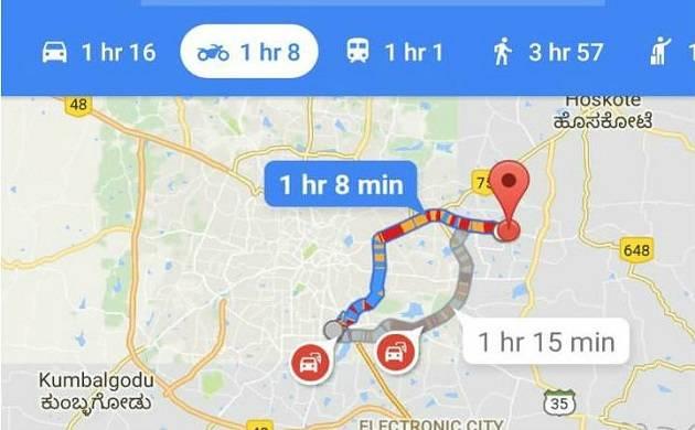 Google-Maps-India
