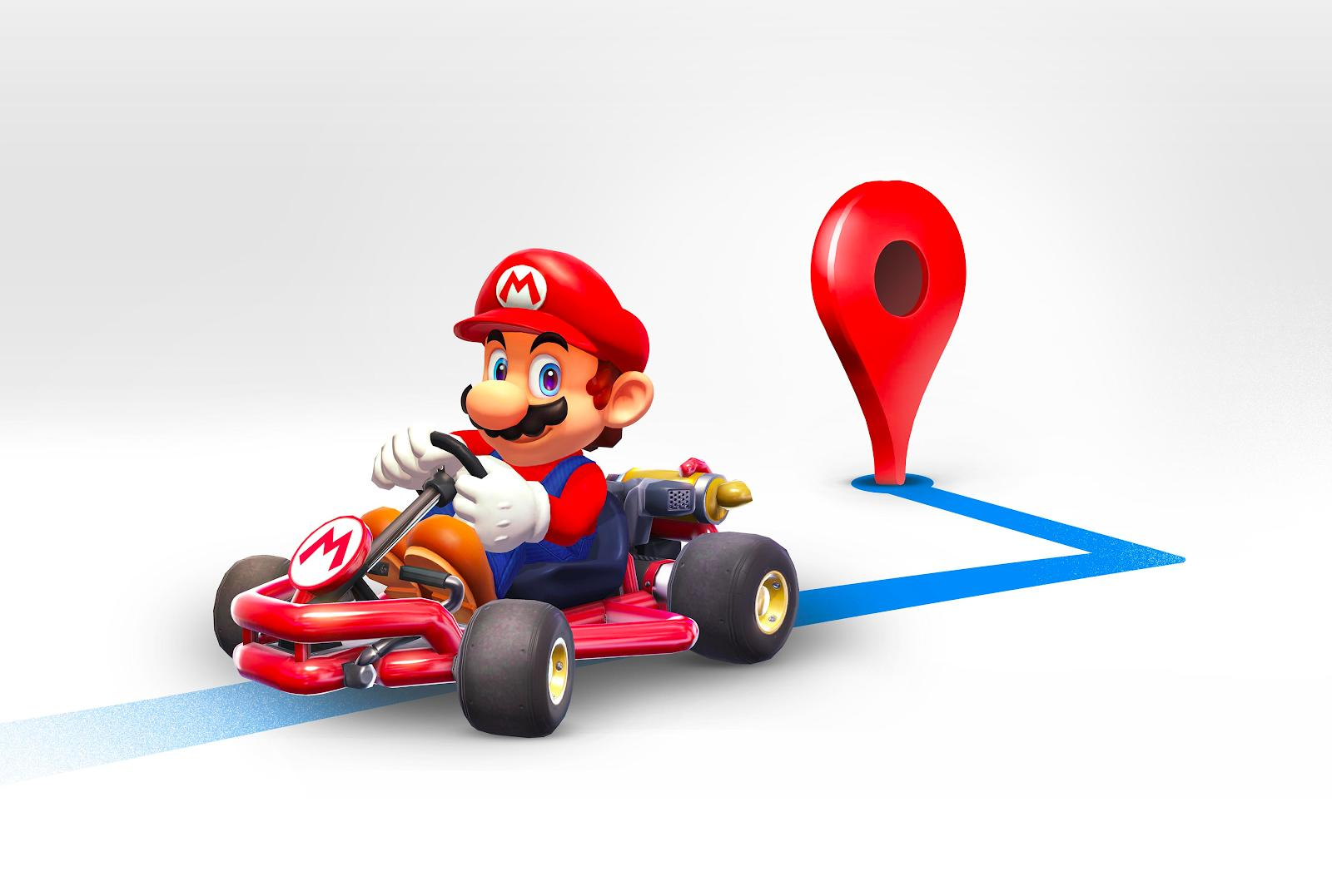 Google-Maps-mario-Time