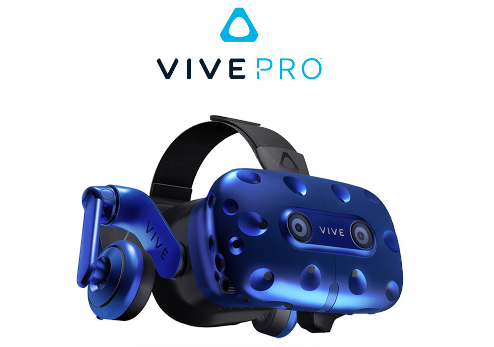 HTC Vive Pro Pre-orders Now Available! Shipping April 5th!