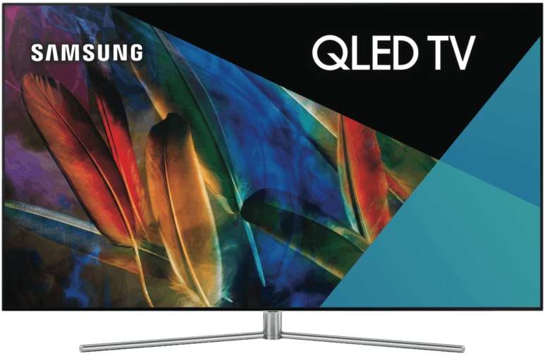 Samsung's new QLED smart TVs make cable management easier and include Bixby