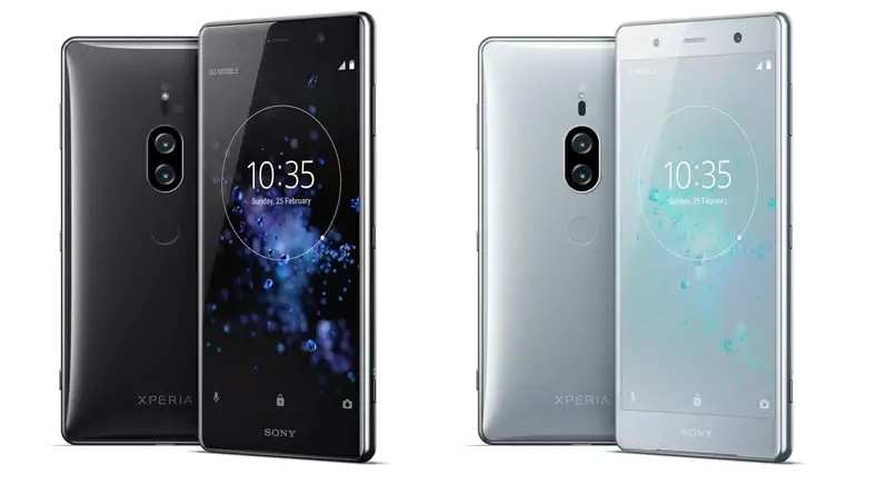 Sony Xperia XZ2 Premium has dual cameras & 4K HDR 16:9 display
