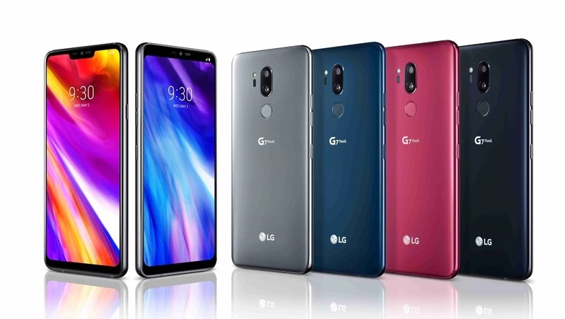LG G7 ThinQ Starts Rolling Out Globally Starting with South Korea