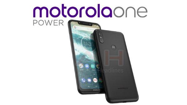 Motorola Moto One Power