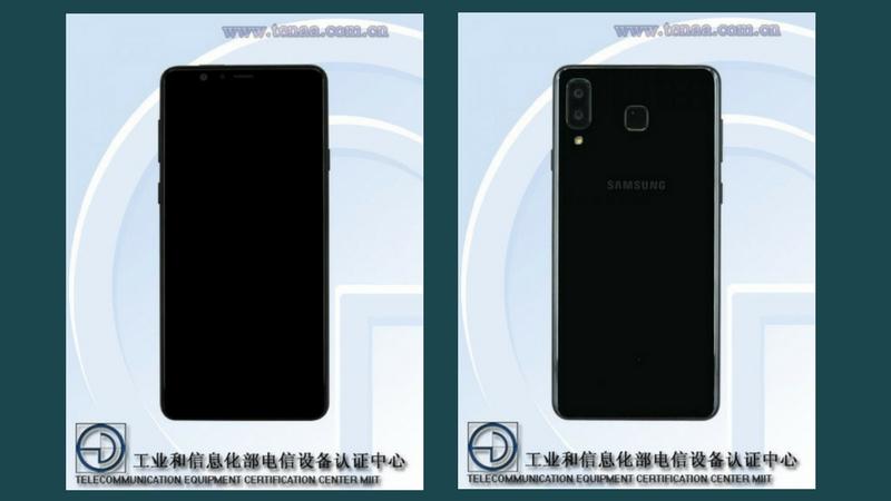 Samsung Galaxy A8 Star
