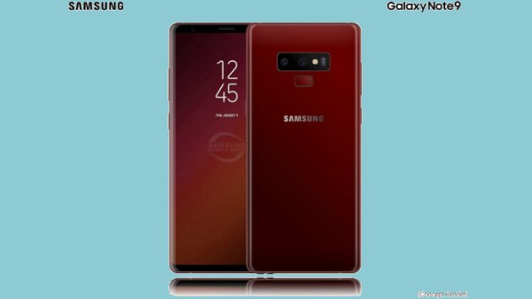 Galaxy Note 9 announcement slated for August 9 yet again