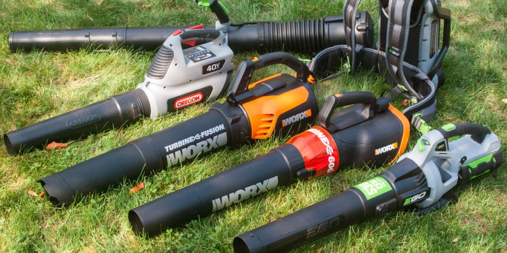 Best 4 Leaf Blowers For Your Small Garden