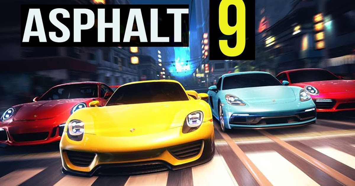 Asphalt 9: Legends Pre-Registration now Live on Google Play