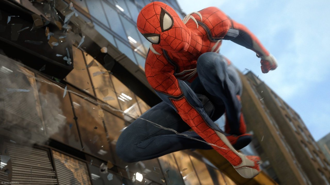 Sony and Marvel Break Guinness World Record for Marvel's Spider-Man
