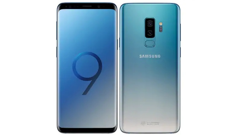 Samsung Galaxy S9 Ice Blue color variant launched
