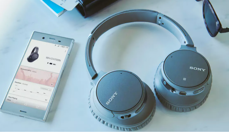 Sony Launches Noise Cancelling Headphone WH-CH700N in India