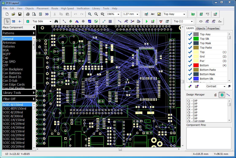the top pcb design softwares for advanced circuit design. Black Bedroom Furniture Sets. Home Design Ideas