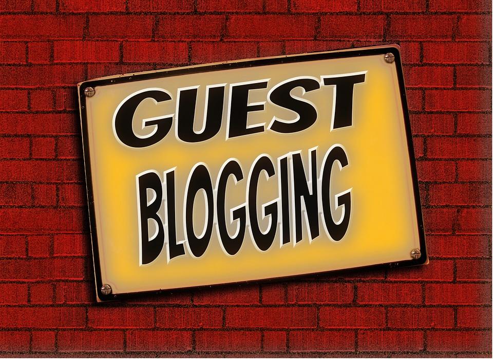 Guest Post Blogging